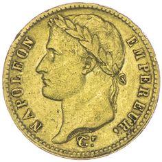 20 Francs 1812 A Frankreich Napoléon I. 1804 - 1814