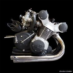 vintage bike of the day | 500cc gilera gp500 bilalbero