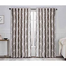 image of VCNY Legend Rod Pocket Window Curtain Panel