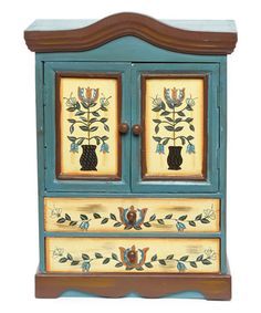 Cabinet for 18'' Doll is perfect! #zulilyfinds