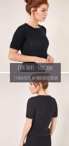 Ever - Kim Hargreaves No. Kit, Shirts, Pullover, Sweaters, Design, Fashion, Rowan Knitting, Wardrobe Closet, Chic