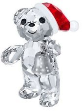 swarovski christmas bear