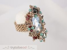 trytobead   Tyrions Ring