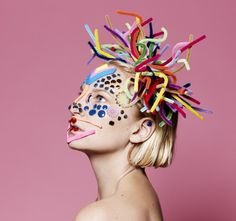 One of My Dearest Long Time Friends, The Amazing Quirky Singer, Sia... Love Her