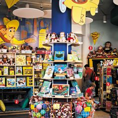 The picture Boston Magazine featured in their article on our 2013 win for Best Toy Store!