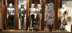 #window #fashion #retail #visual #merchandising #autmn #desing #owl
