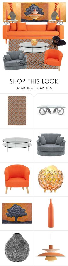 """""""Who Did That?"""" by francheskadarling ❤ liked on Polyvore featuring interior, interiors, interior design, home, home decor, interior decorating, Jonathan Adler, SCP, NOVICA and Moe's"""