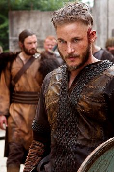 The History Channel's Vikings - starring Travis Fimmel #vikingnorse