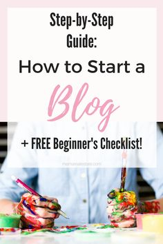 Starting a blog is easy. So easythat a 5 year oldcould probably do it. (I'm not kidding). I'm often asked how did I start my blog by friends and family and honestly it's not rocket science. After setting everything up, I was pleasantly surprised by how little effort it took. I likened the experience to …