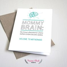 baby shower Pregnancy Unique hand lettering stationary baby mama bottle Congrats New Baby Greeting Cards Funny new born card