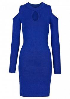 Rochie tricotată O rochie ultra feminină • 109.9 lei • Bon prix