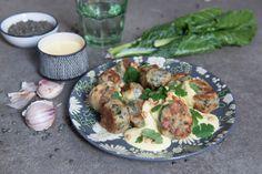Aujourd'hui je vous propose une recette pleine de saveurs et gourmande : Boulettes Ricotta, Blettes et Lentilles (sauce au Safran)