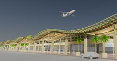 New Bohol Panglao Airport To Be Completed by Late 2017 Bohol, Philippines Travel, Building, Outdoor Decor, Tourism, Buildings, Philippines Destinations, Construction