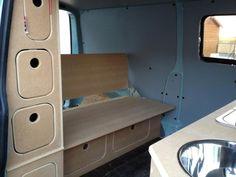 lit 2 places d pli combi volkswagen transporter t4 auto moto bateau pinterest volkswagen. Black Bedroom Furniture Sets. Home Design Ideas