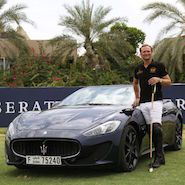 Maserati leverages polo popularity with social video series