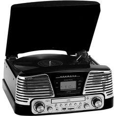 Toca discos vintage Harmony