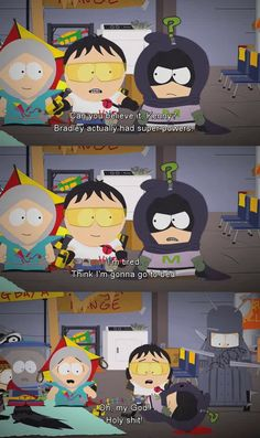 South Park Mysterion