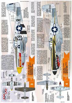 1/48 scale Yankee Merlin Roars, Part 1