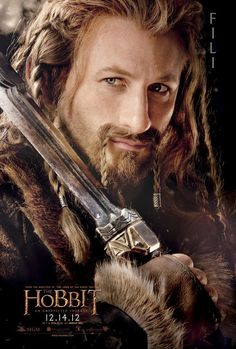 FILI – Fili was born into the royal line of Durin and raised under the stern guardianship of his uncle, Thorin Oakenshield. Along with his brother Kili, Fili is one of the youngest in The Company of Dwarves. He has never traveled far, nor ever seen the fabled Dwarf City of Erebor. A skilled fighter, Fili sets off on the adventure ahead with little idea of the challenges and dangers that lie before him.