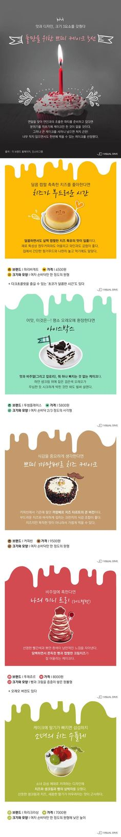 연인과의 달콤한 연말 파티를 위한 '미니 케이크' 5선 [카드뉴스] #Cake / #Cardnews ⓒ 비주얼다이브 무단 복사·전재·재배포 금지