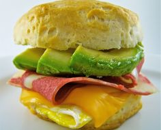 breakfast biscuits for vegheads = mouth watering......