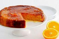 another flourless orange cake - this one with its own orange syrup. Gluten Free Cakes, Gluten Free Baking, Gluten Free Recipes, Gluten Free Desserts, Food Cakes, Cupcake Cakes, Cupcakes, Flourless Orange Cake, Flourless Cake