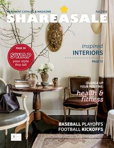 ShareASale Fall Catalog 2016  Home and Interior Design, Baseball Playoffs - Football Kickoffs, PowerRank Merchants, Style, Fashion and More!