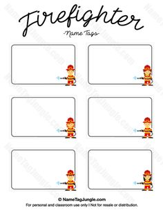 Animal Name Tags  Preschool Ideas    Animal Binder