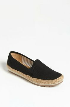 Women Reef Harbor Slip On Canvas 8153 Black Blue Purple Original Brand.  Naturalizer 'Rayna' Flat available at #Nordstrom