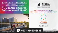 Competitively Affordable Starting Price for a Township Just 20 mins from Thane Railway Station