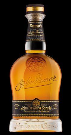 Dewar's Blended Scotch Whisky by Stranger & Stranger