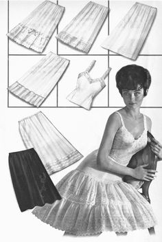 MW 1965 Petticoat with Accessories Vintage Underwear, Vintage Lingerie, Laura Lee, Mommys Girl, Classic Lingerie, Just Girl Things, Undercover, Lingerie Sleepwear, Vintage Ads