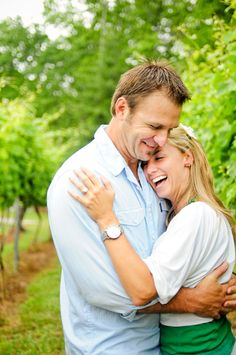 Wolf Mountain Winery Engagement Pictures by The Studio B Photography
