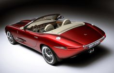 Lyonheart Revives Classic Jaguar E-Type with Exclusive Retro Sportscar