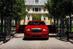 Rolls-Royce Wraith-St. James Edition 02