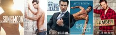 Books Make You Happy Blog - Edi'S Reading : In the Spotlight - Leslie McAdam