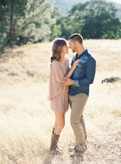 Napa Valley Engagement Session from the Jose Villa Workshop / www.kaylabarker.com