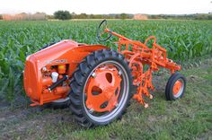 1949 Allis Chalmers G Restored by Matthew Machicek