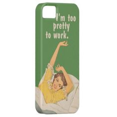 I have said this..so bratty i want itSassy green iPhone 5 case