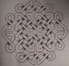 celtic knot 1 by ~virusoverload on deviantART