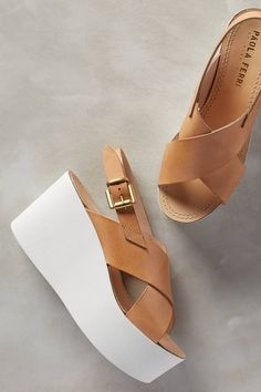 Anthropologie's New Arrivals: Sandals - Topista #anthrofave