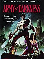 Eden Studios Army of Darkness Eden Studios Army of Darkness (MINT/New). Product Line: Army of Darkness Eden Studios. Army of Darkness MINT/New. An introduction to roleplaying and the Army of Darkness story. Bruce Campbell Movies, Bridget Fonda, Evil Dead, Classic Horror Movies, Universal Pictures, Universal Studios, Movie Tv, Army