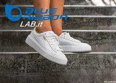 puma basket platform vr scarpe da ginnastica basse donna