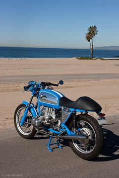Josh's R60/5 - My favorite bike other than my own