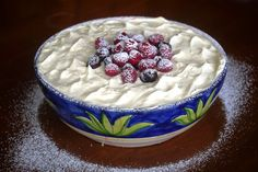 A Traditional Christmas Dessert – Sherry Trifle