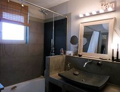 visuel meuble salle de bain fait maison projets. Black Bedroom Furniture Sets. Home Design Ideas