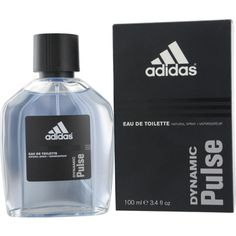 Launched by the design house of Adidas in 1997, ADIDAS DYNAMIC PULSE by Adidas for Men posesses a blend of: A fresh scent of citrus, cedar and mint with low tones of sweet fruits, fragrant woods and tonka bean. It is recommended for daytime wear.