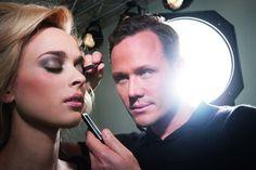 Jonas Wramell, Oriflame's Global Beauty Artist