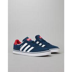 the best attitude 830b2 f6e3b Adidas Busenitz, Skate Shoes, Scarlet, Adidas Logo, Adidas Sneakers, Sick,