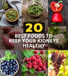 Every year millions of people are affected by kidney disease. If you want to avoid that then add this list of foods for a healthy kidney to your diet! Food For Kidney Health, Healthy Kidney Diet, Kidney Detox, Healthy Kidneys, Kidney Cleanse, Healthy Food, Foods Good For Kidneys, Kidney Symptoms, Kidney Friendly Diet
